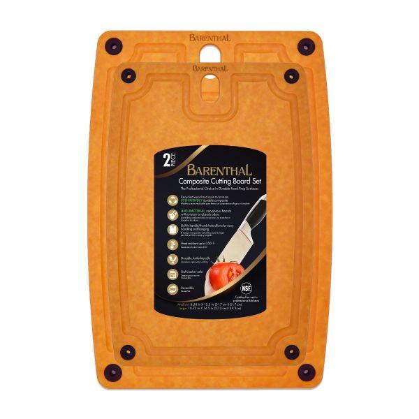 Composite Cutting Board - 2pc Set - Large & Medium