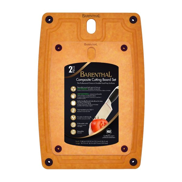 Composite Cutting Board - 2pc Set - Large & Small